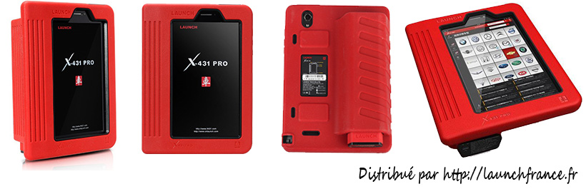 X-431 PRO I diagnostic LAUNCH officiel